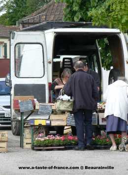 Beaurainville market