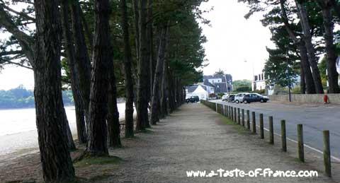 Cap-Coz beach Brittany