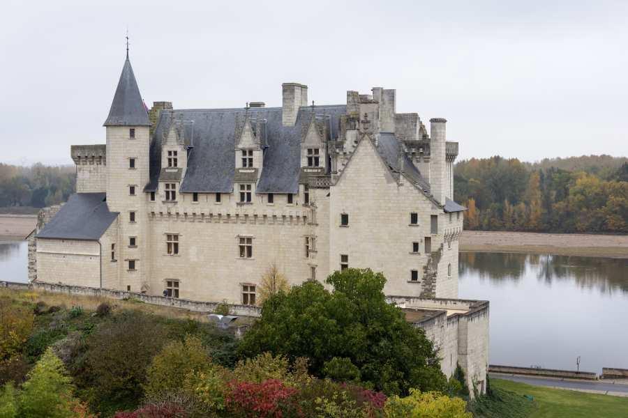 Chateau Montsoreau Loire France