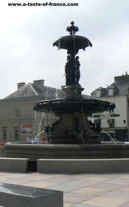 Cherbourg street
