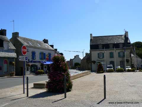 Clohars-Carnoet Brittany