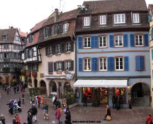 Colmar square picture