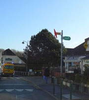 Condette village
