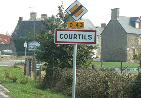 Courtils manche Normandy