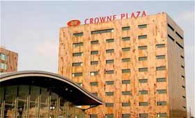 Crowne Plaza hotel lille
