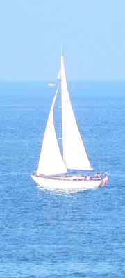 Dinard boat