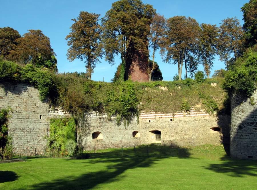 Doullens citadelle France