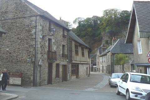 Fougeres Brittany