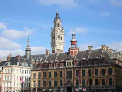 Lille france picture