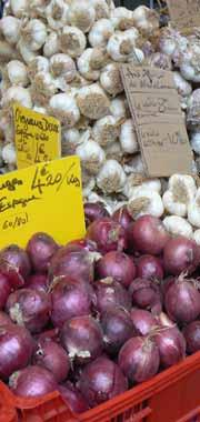 Granville market stall