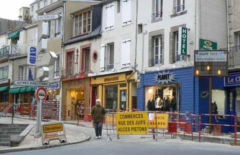 Granville  Normandy