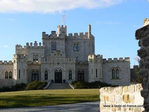 Hardelot castle