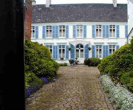 Hesdin France house