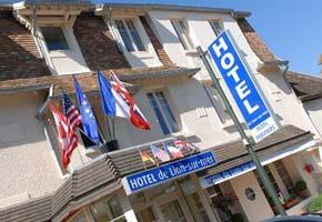 Hotel de Lion sur Mer