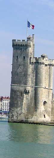 La Rochelle fort
