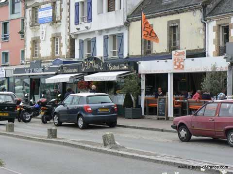La Trinite sur Mer Brittany