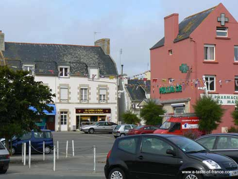 Le Guilvinec   Brittany