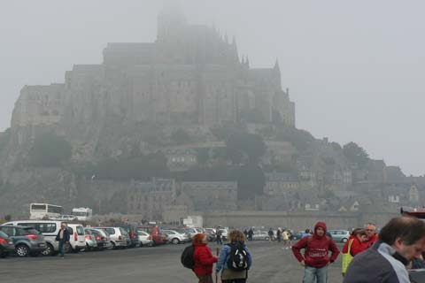Le Mont Saint Michel manche Normandy