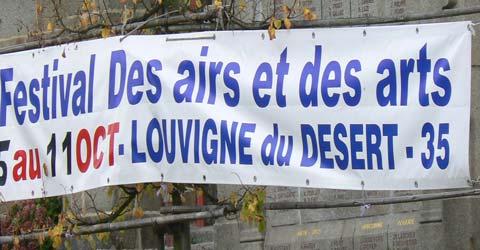Louvigne du desert Brittany