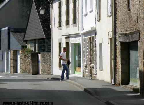 Moelan sur Mer Brittany