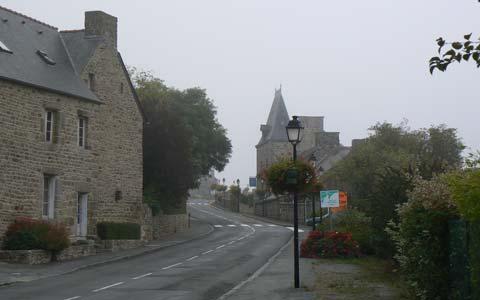Mont-Dol Brittany