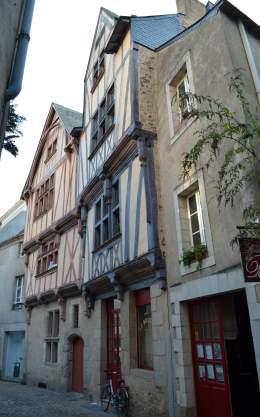 Old house Nantes