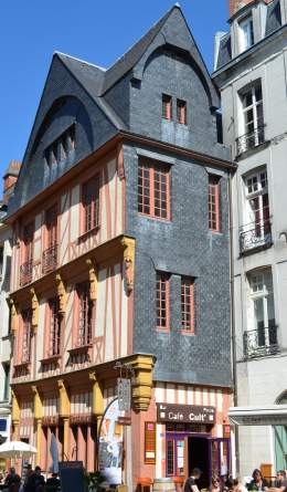 Old house Nantes