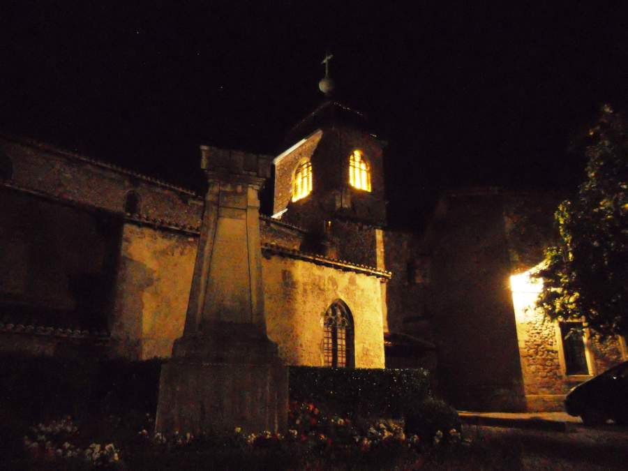 Perouges Church
