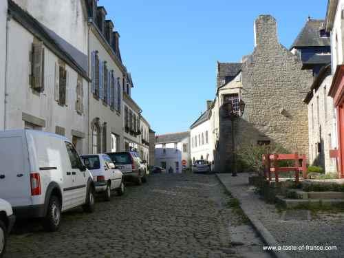 Pont Croix  Brittany