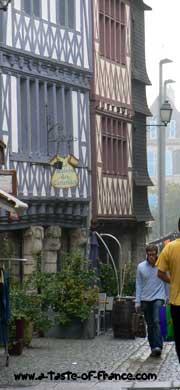 Quimper side street
