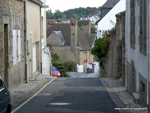 Quimperle Brittany