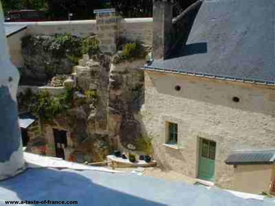 Rochemenier Loire France