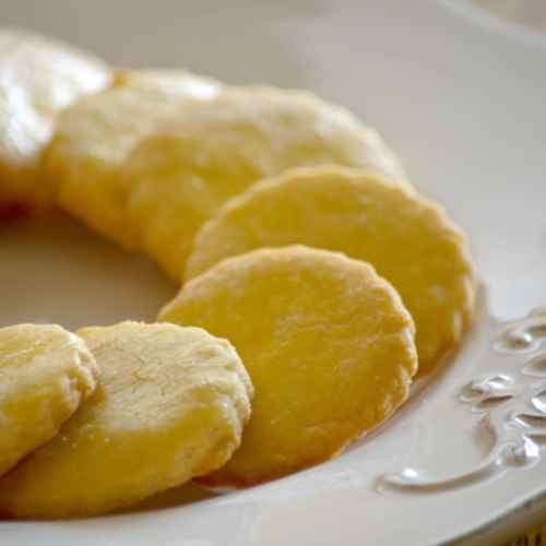 Sables French cookie
