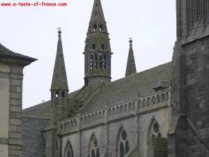 Saint-Pol-de-Leon Cathedral Brittany