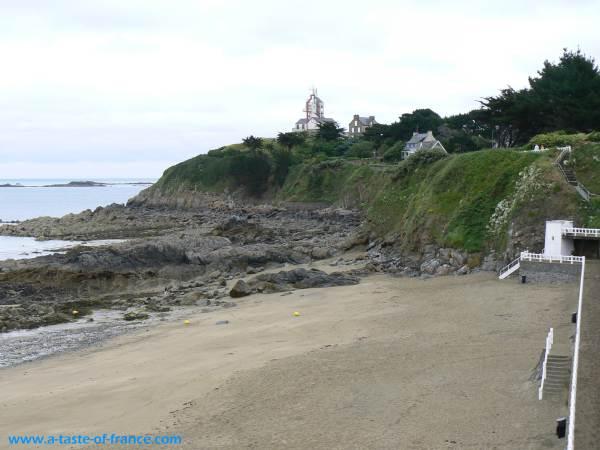Saint Quay Portrieux Brittany