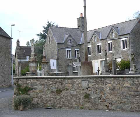 Sainte-Pience manche Normandy