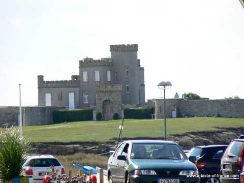 Trevignon Castle Brittany