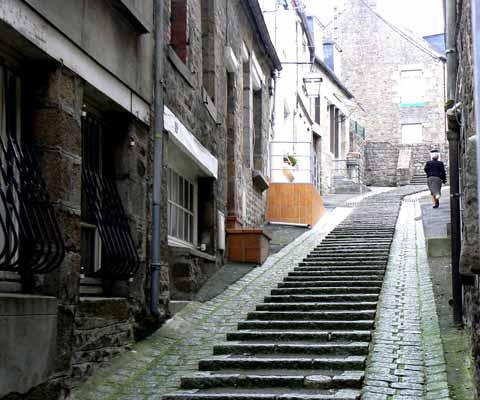 Villedieu les Poeles Normandy