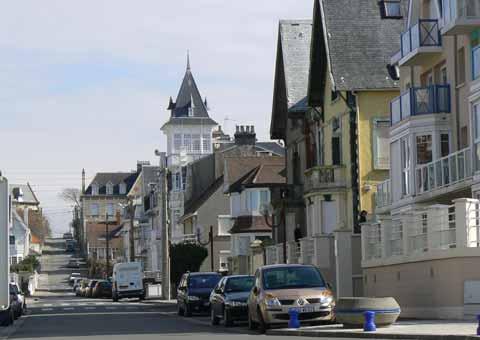 Wimereux street