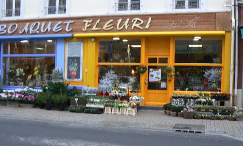 Wimereux flower shop picture