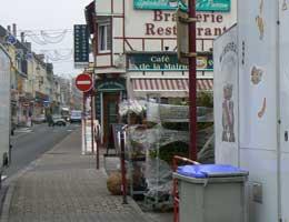 Wimereux market picture