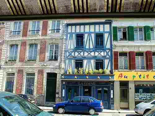 Abbeville France