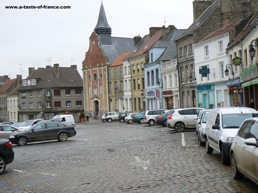 Ardres Northern France