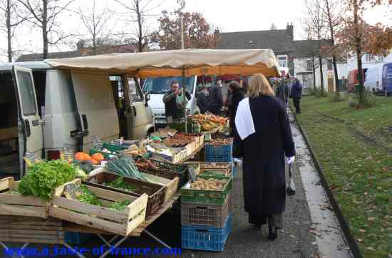 Ardres market picture