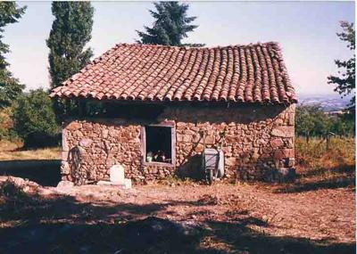 Barn in Auvergne