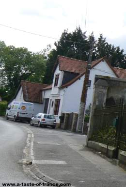 The town  of  Beaurainville