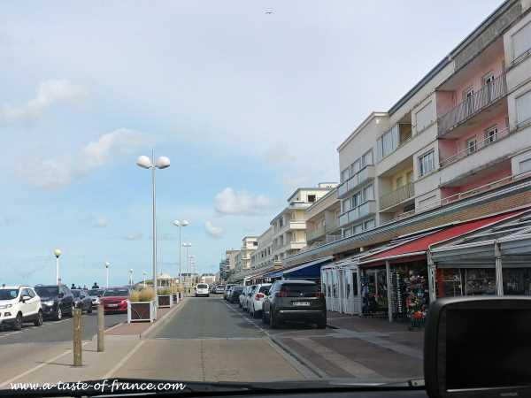 Berck-sur-mer beach picture