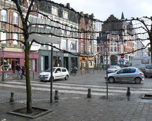 Bethune main street picture