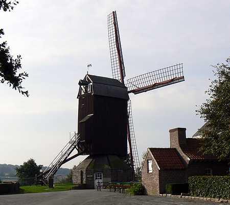 boeschepe windmill picture