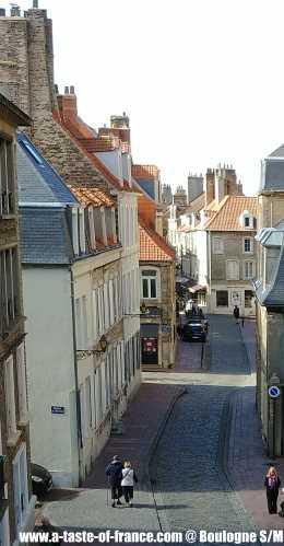 Boulogne street